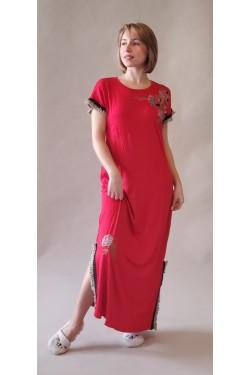 Домашнее платье Rose (71071)
