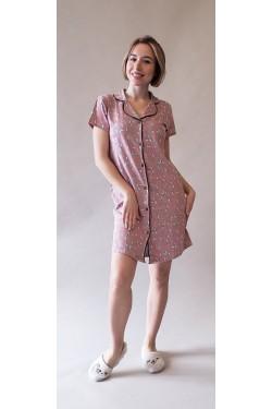 Домашнее платье (000345)