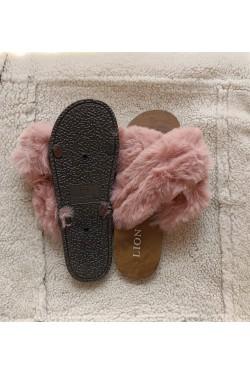 Тапочки домашние  Pink Fur