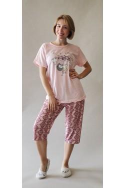 Батальная пижама Good Morning (8406)