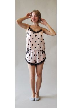 Пижама с шортами Pinky Rabbit (147)