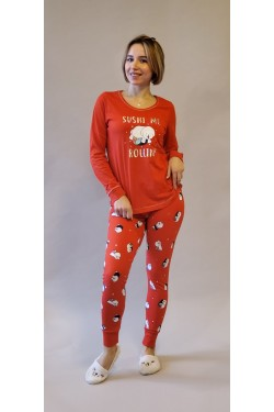 Домашний костюм Red Puppy (207)